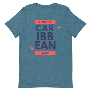 Caribbean Way Short-Sleeve Unisex T-Shirt