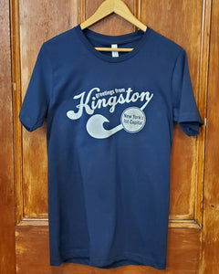 Greetings from Kingston Unisex T-Shirt