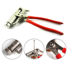Lade das Bild in den Galerie-Viewer, Multi-function Universal Hammer Screwdriver Electrical Nail Gun Pipe Pliers Wrench Clamps Pincers Carpentry Fitter