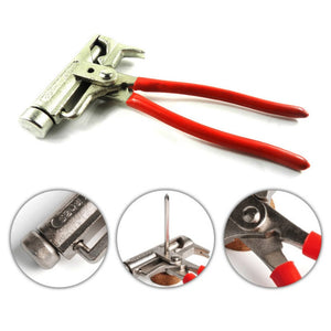 Multi-function Universal Hammer Screwdriver Electrical Nail Gun Pipe Pliers Wrench Clamps Pincers Carpentry Fitter