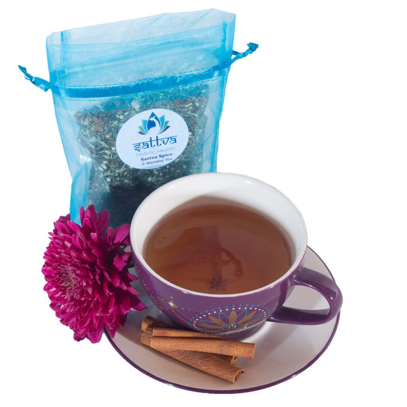 Sattva Spice Warming Tea