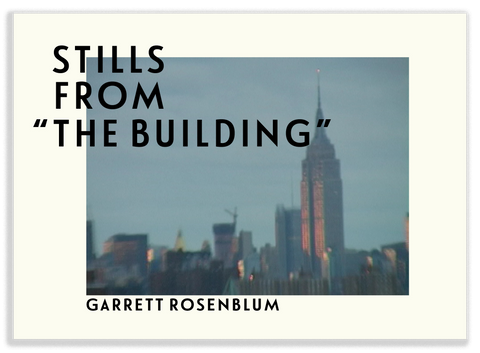"""Stills From """"The Building"""""""