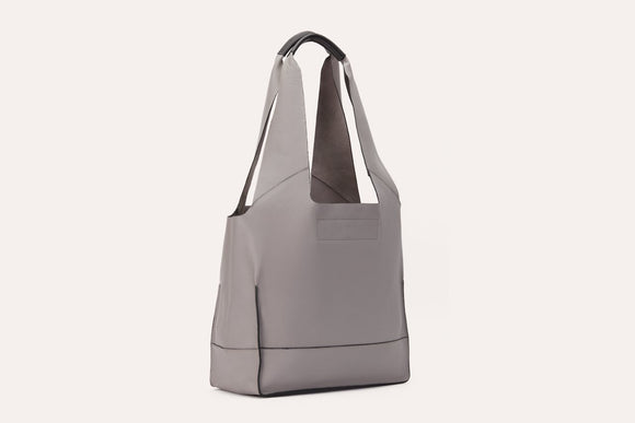 Modern Leather Tote