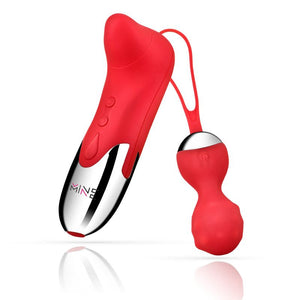 Melany by MINE - Personal Kegel Vibrating MultiSpeed Massager