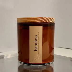 Bamboo Scented Soy Candle