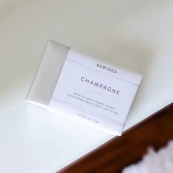 Champagne Milled Soap - 6 Bars