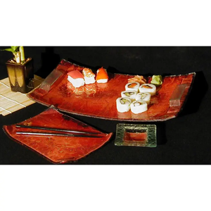 Copper Sushi Set