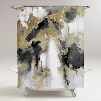 Explosive Shade Shower Curtain 71