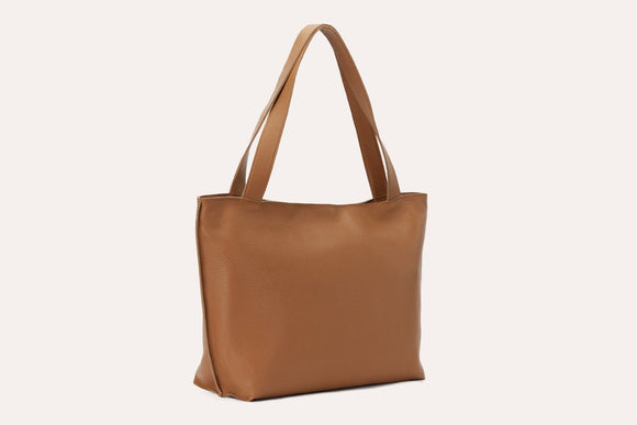 Leather On-The-Go Tote - 5 Colors