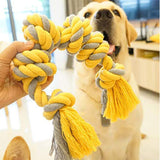 Large Cotton Rope Knot