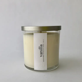 Vanilla Scented Soy Candle - 4 Candles