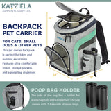 Backpack for Pets Airline Approved