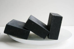 Activated Charcoal Soap - Natural Handmade Soap