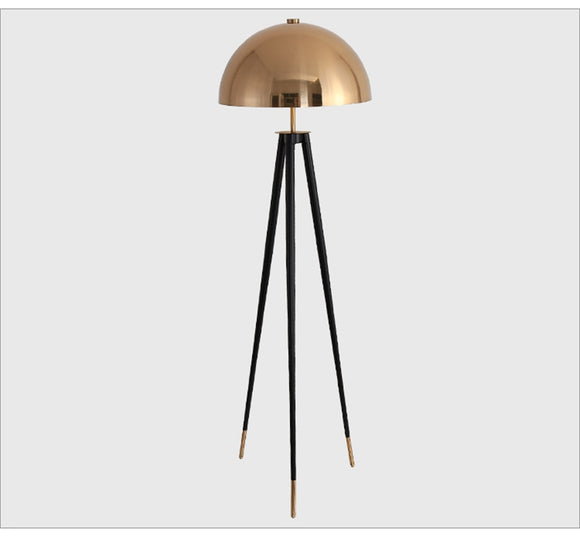 Mid-Century Modern Floor Lamp and/or Table Lamp