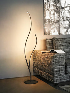 Art-Deco Minimalist Floor Lamp