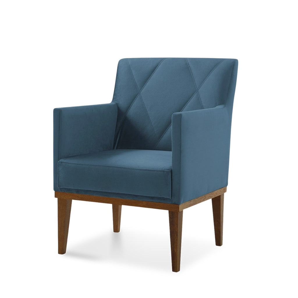 Emerald Accent Armchair