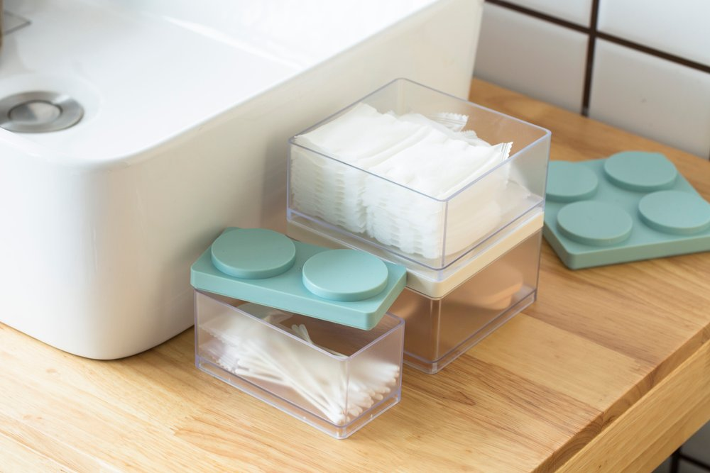 Stackable Storage Box (S/M)