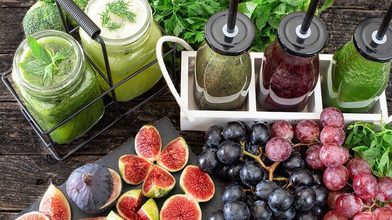 Can you lose weight with a juice regimen?