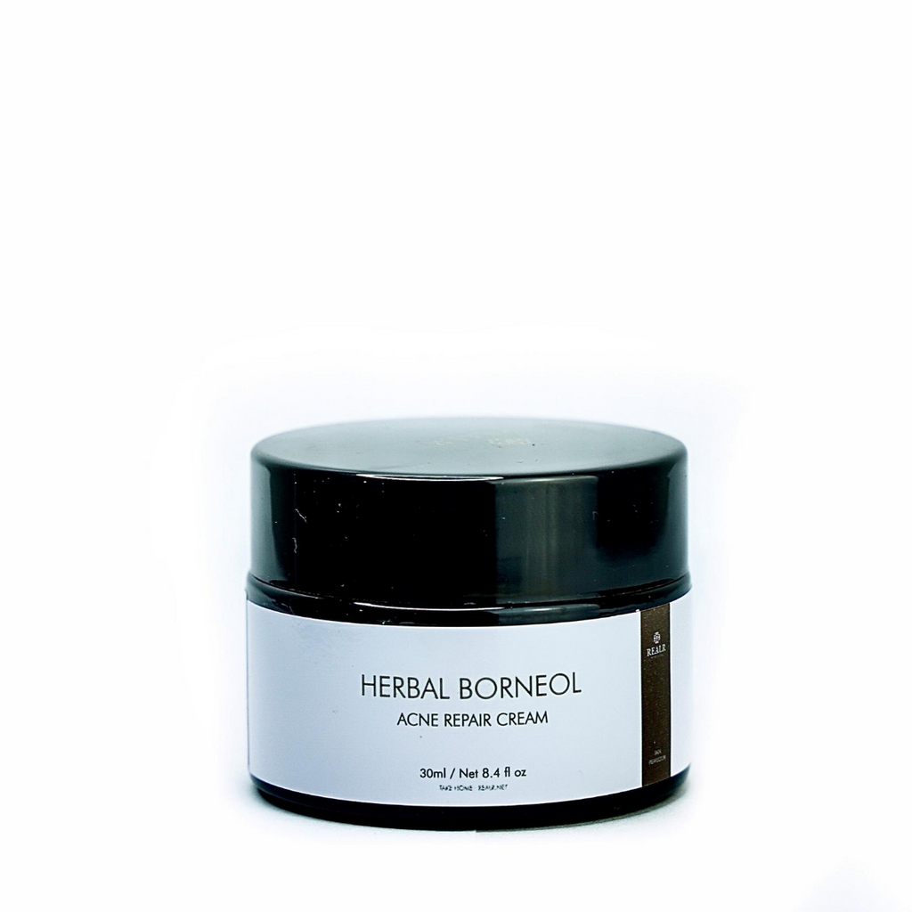 REALR Herbal Borneol Acne Repair Cream