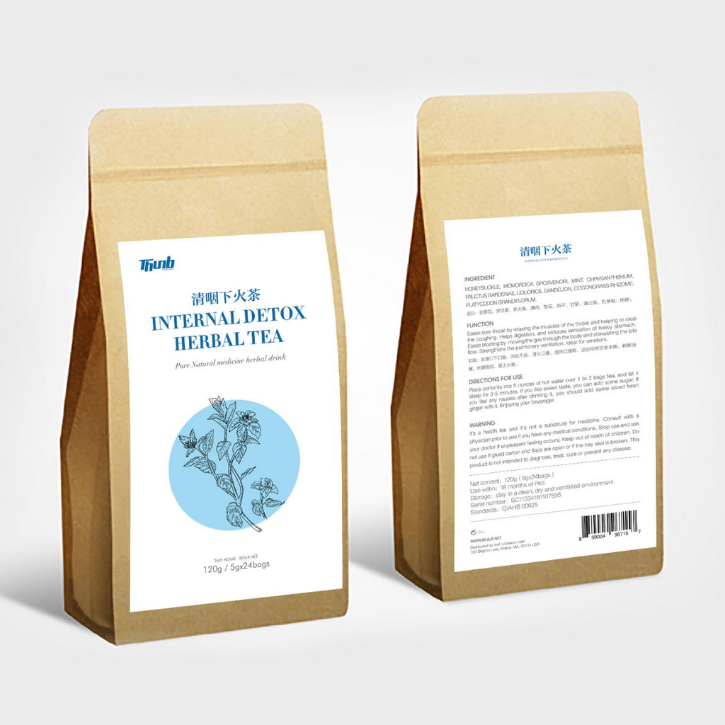 Thunb Internal Detox Herbal Tea