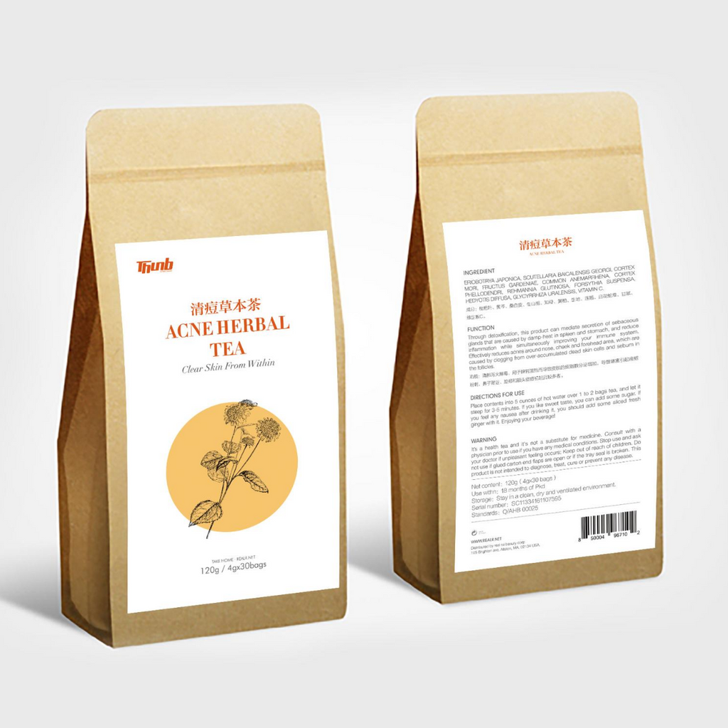Thunb Acne Reduction Herbal Tea