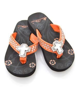 Montana West YOUTH Flip Flops