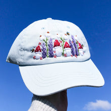 Load image into Gallery viewer, Mushroom Florals Garden Cap