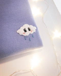 XL Sad Cloud Crewneck