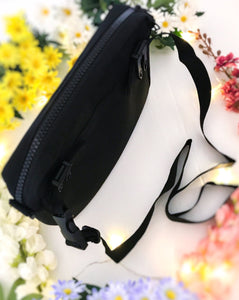 Floral Garden Waist/Shoulder Bag