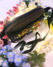 Load image into Gallery viewer, Floral Garden Waist/Shoulder Bag