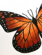 Load image into Gallery viewer, Monarch Butterfly Wall Art