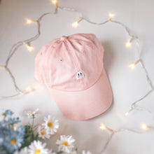 Load image into Gallery viewer, Pink Blushing Ghostie Cap
