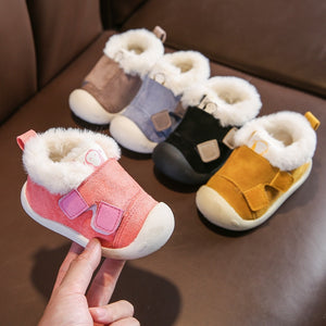 Cozy Sherpa Walkers