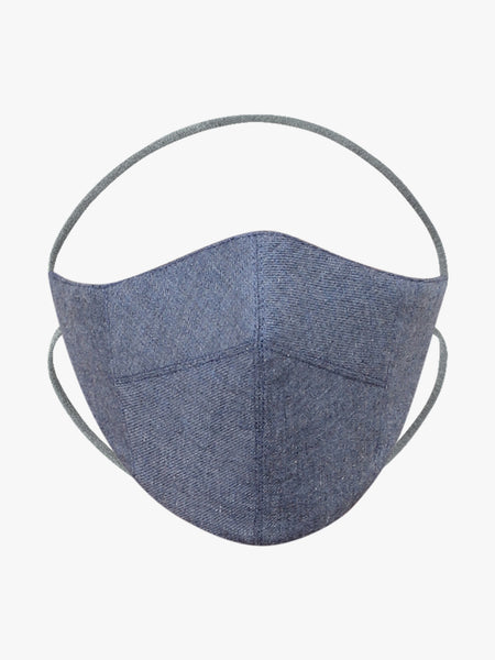 Unisex Regular Reusable Face Mask (Sleek Look) - Anti dust / Anti pollution