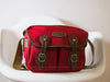 กระเป๋ากล้อง Hadley Small Burgundy (Limited Edition) by Billingham Thailand