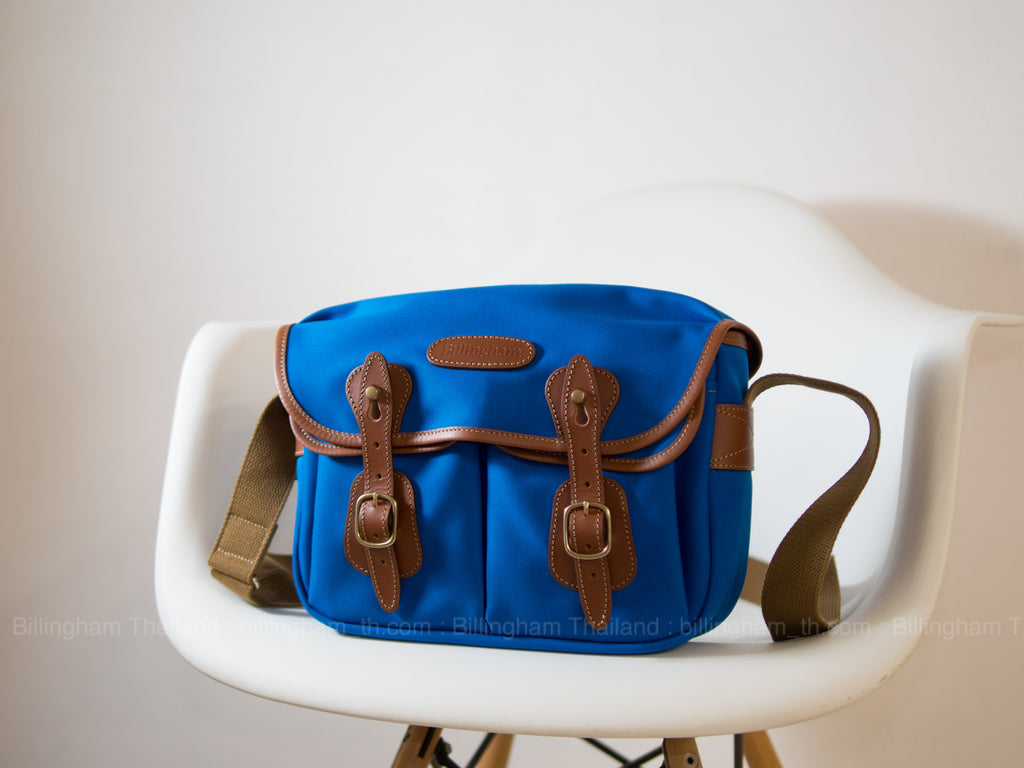 กระเป๋ากล้อง Hadley Small Imperial Blue (Limited Edition) by Billingham Thailand
