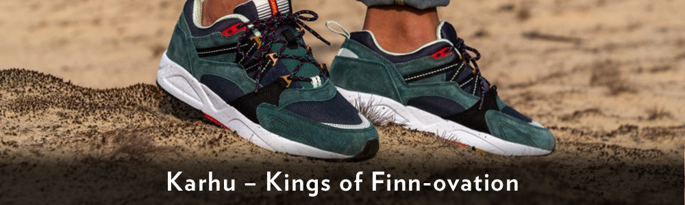 Karhu – Kings of Finn-ovation