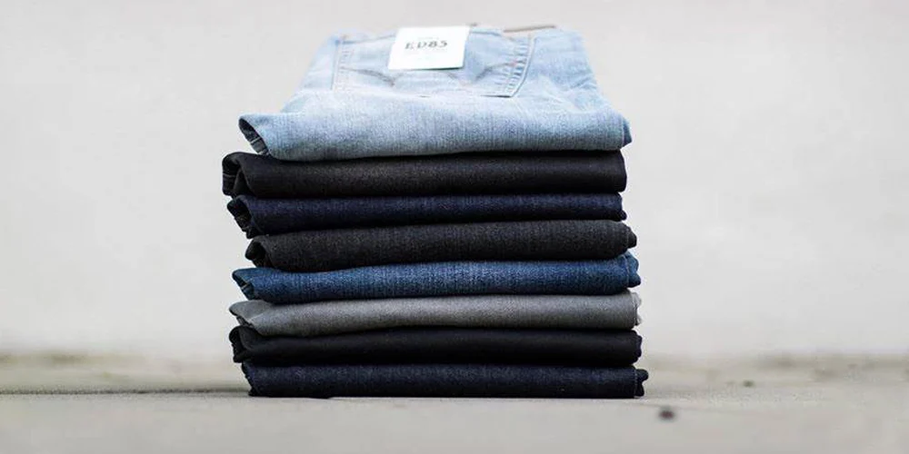 Edwin Jeans at Yards Store