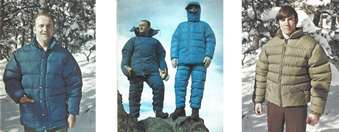 Holubar worn by he Alpine Rescue and Colorado Search & Rescue teams