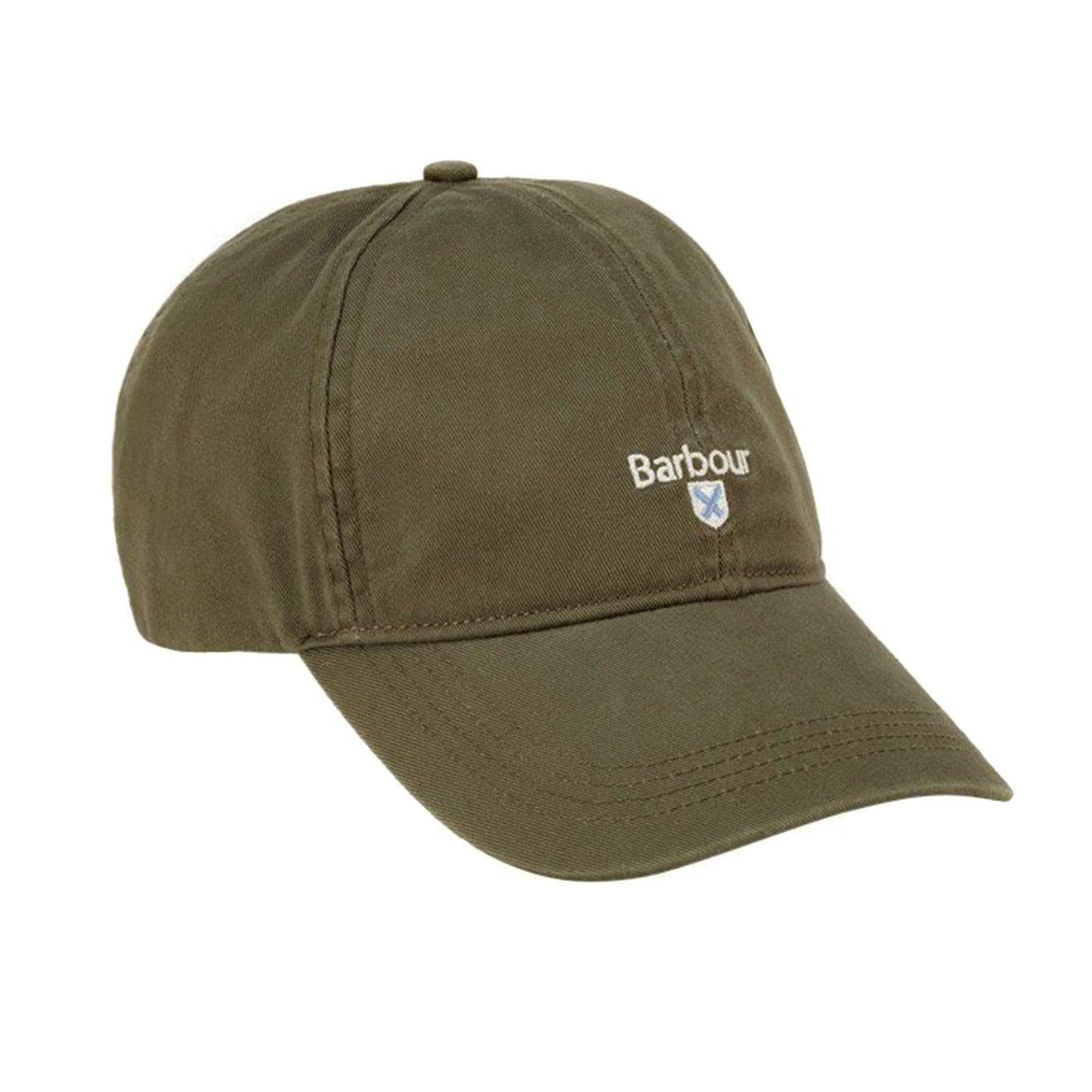Barbour cascade Sports Cap Olive