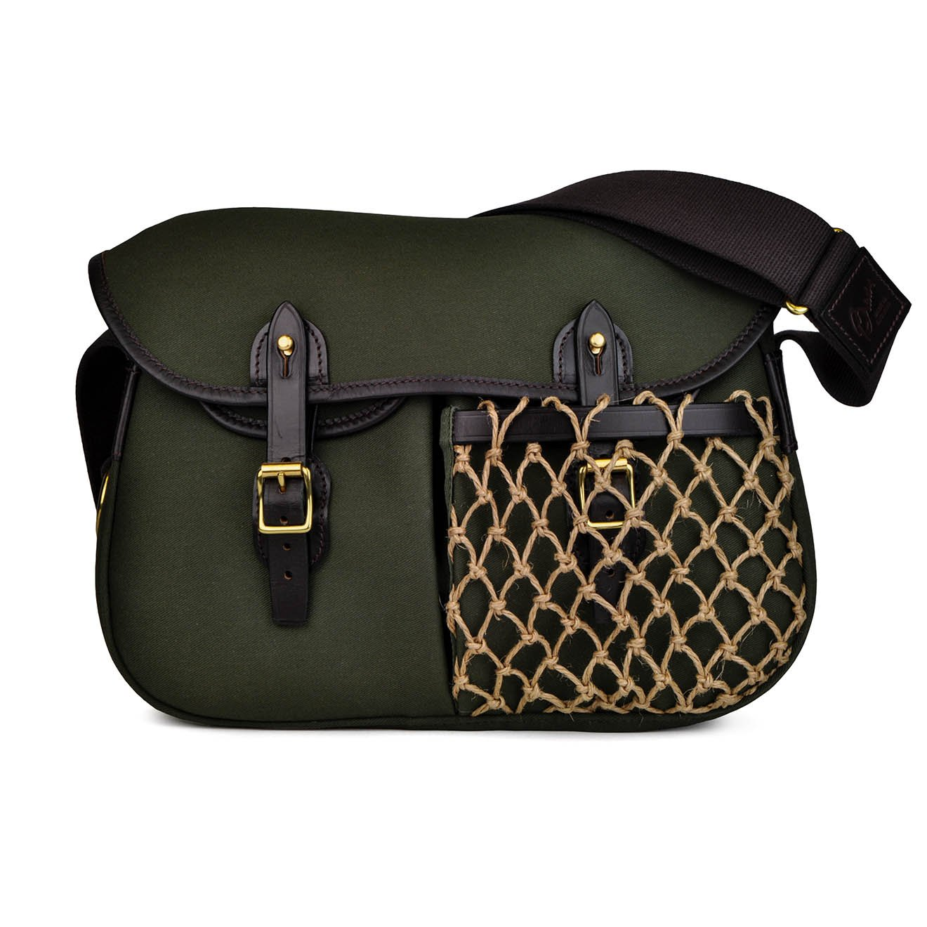 Brady Ariel Small Trout Netted Limited Edition Olive