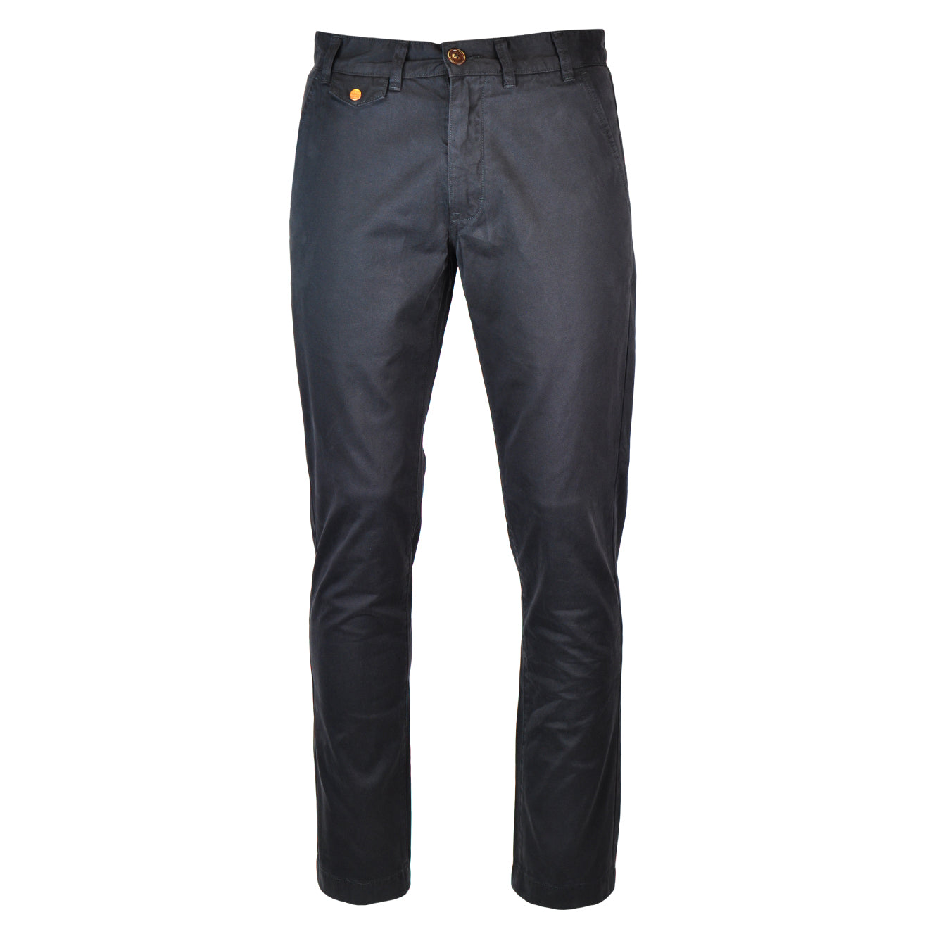 Barbour Neuston Twill Trousers Navy