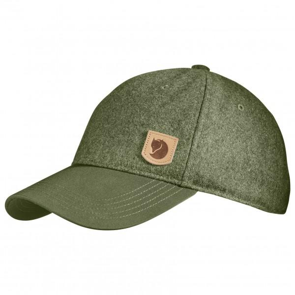 Fjallraven Greenland Wool Cap Green