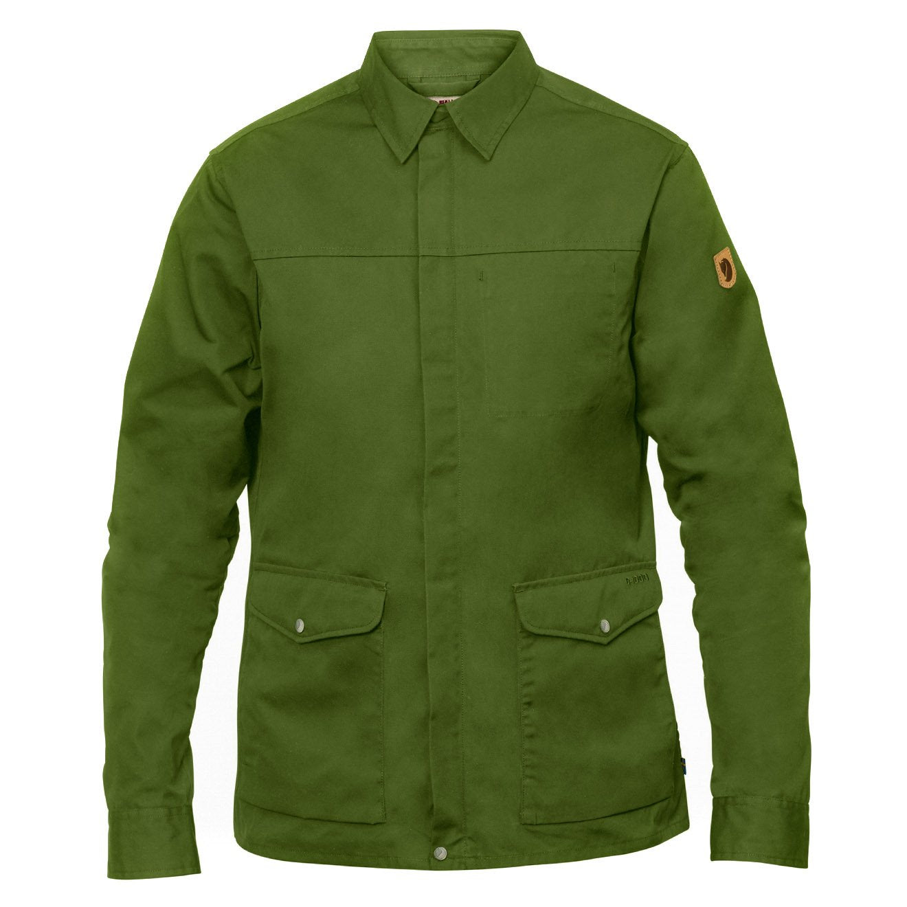 Fjallraven Greenland Zip Shirt Jacket Fern