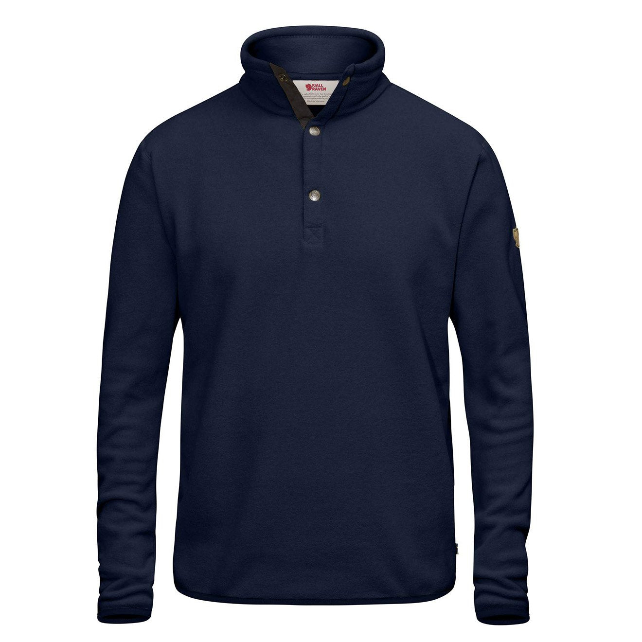 Fjallraven Ovik Fleece Sweater Dark Navy