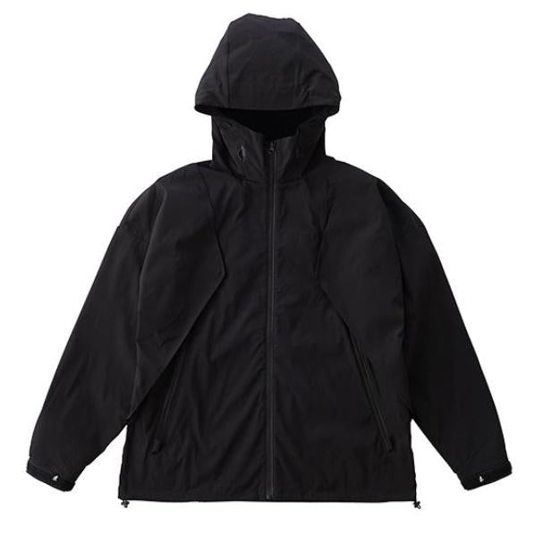 Gramicci Rectas Big Flap Jacket Black