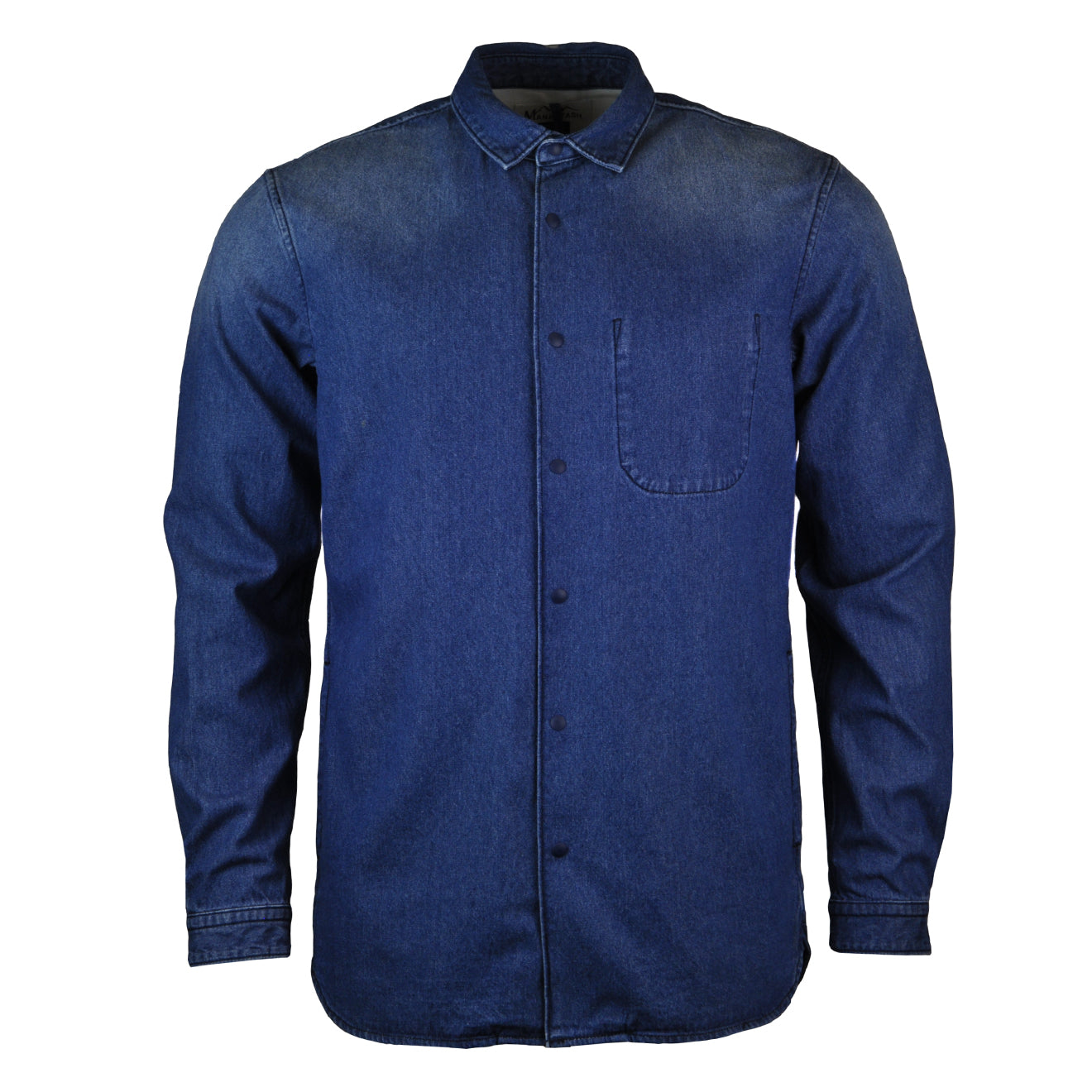 Manastash OD shirt jacket indigo