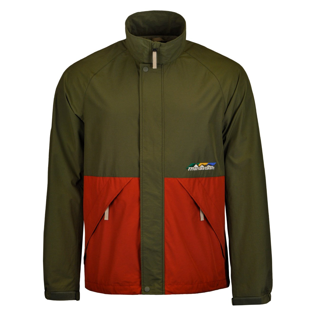 Manastash Bel-Air Jacket Olive