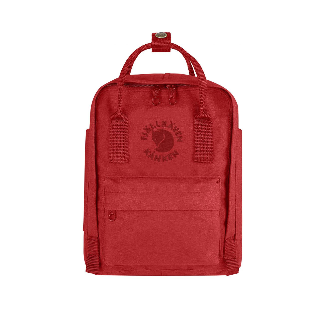 shopping great quality best choice Fjallraven Mini Re-Kanken Red