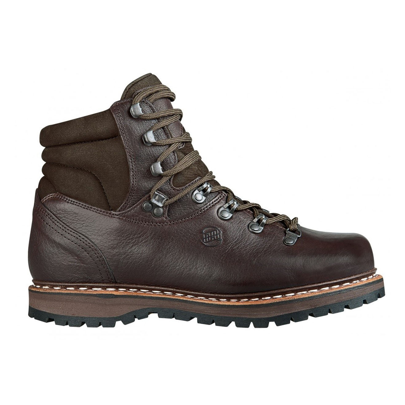Hanwag Tashi Walking Boots Marone Chestnut